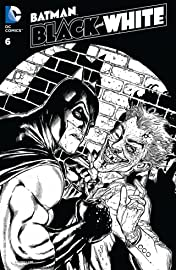 Batman Black & White (2013-2014) #6 (of 6)