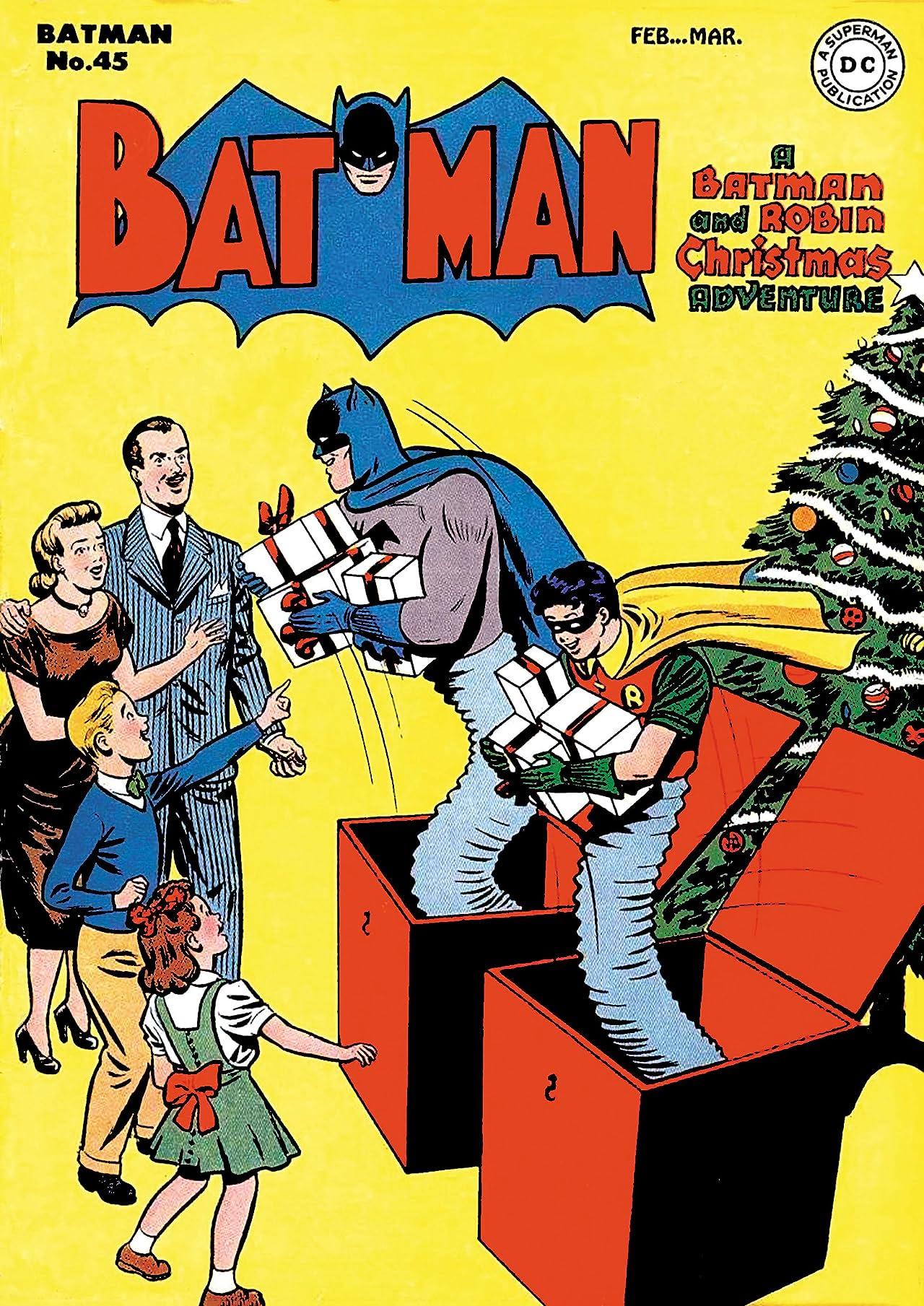 Batman (1940-2011) #45