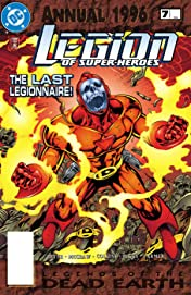 Legion of Super-Heroes (1989-2000) Annual #7