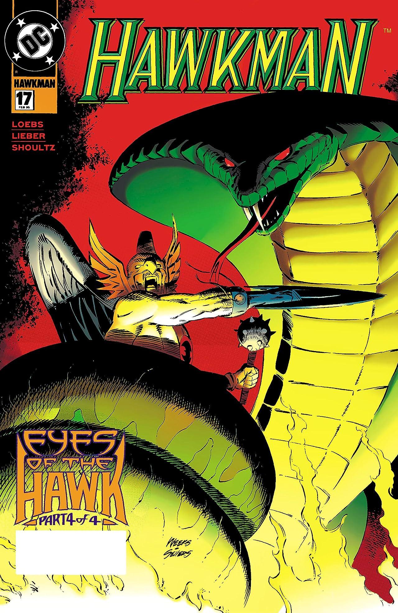 Hawkman (1993-1996) #17