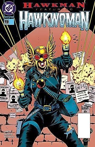 Hawkman (1993-1996) #19