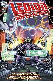 Legion of Super-Heroes (2005-2009) #45