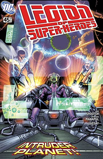 Legion of Super-Heroes (2005-2009) #45