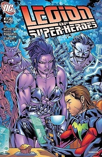 Legion of Super-Heroes (2005-2009) #46
