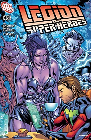 Legion of Super-Heroes (2005-2009) #46