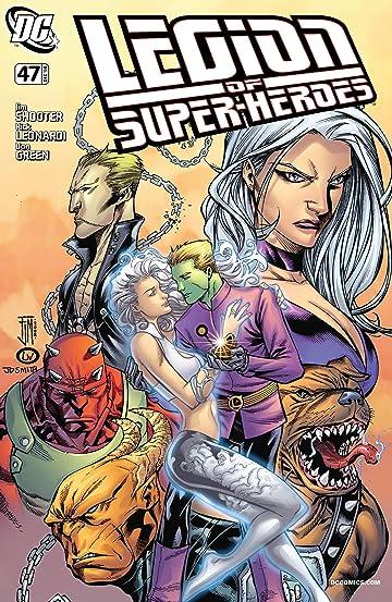 Legion of Super-Heroes (2005-2009) #47