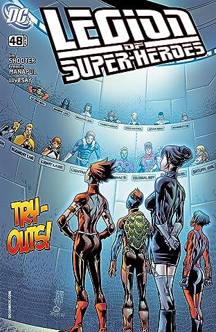 Legion of Super-Heroes (2005-2009) #48