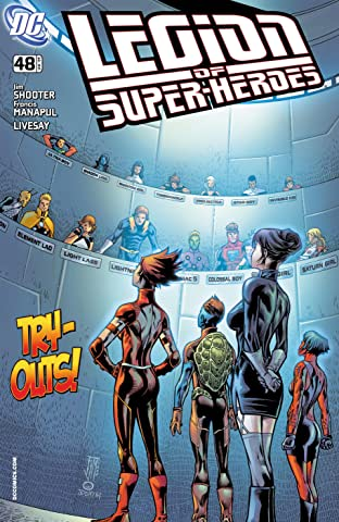 Legion of Super-Heroes (2005-2009) #48