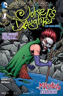 Batman: Joker's Daughter #1 (2014)