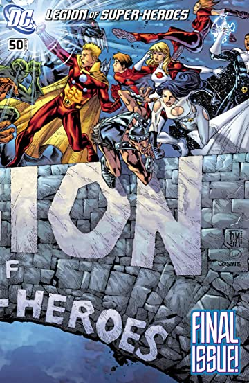 Legion of Super-Heroes (2005-2009) #50