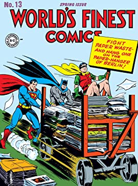 World's Finest Comics (1941-1986) #13