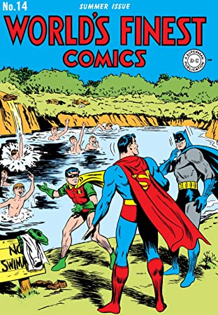 World's Finest Comics (1941-1986) #14