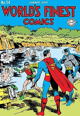 World's Finest Comics (1941-1986) No.14