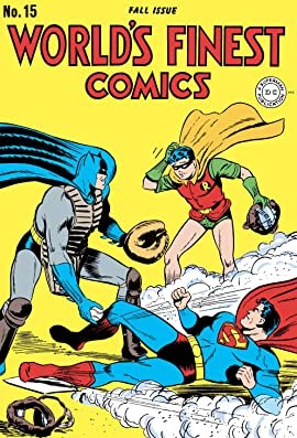 World's Finest Comics (1941-1986) #15