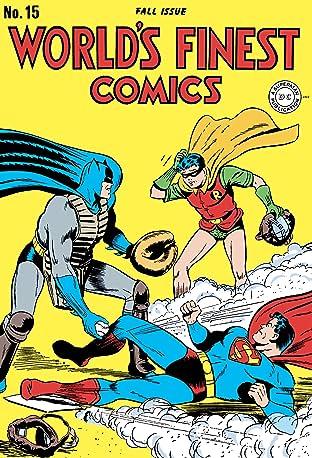 World's Finest Comics (1941-1986) No.15