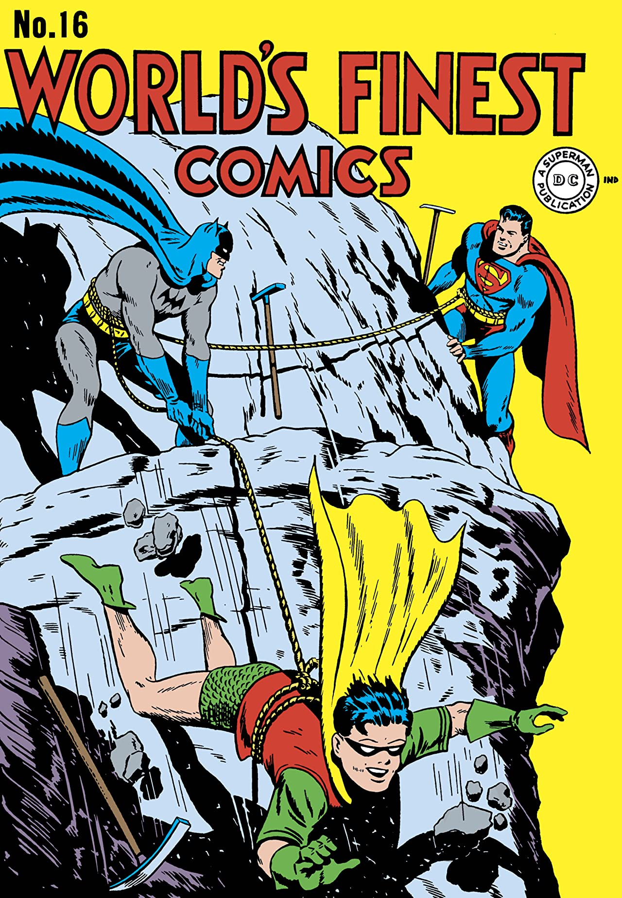 World's Finest Comics (1941-1986) #16