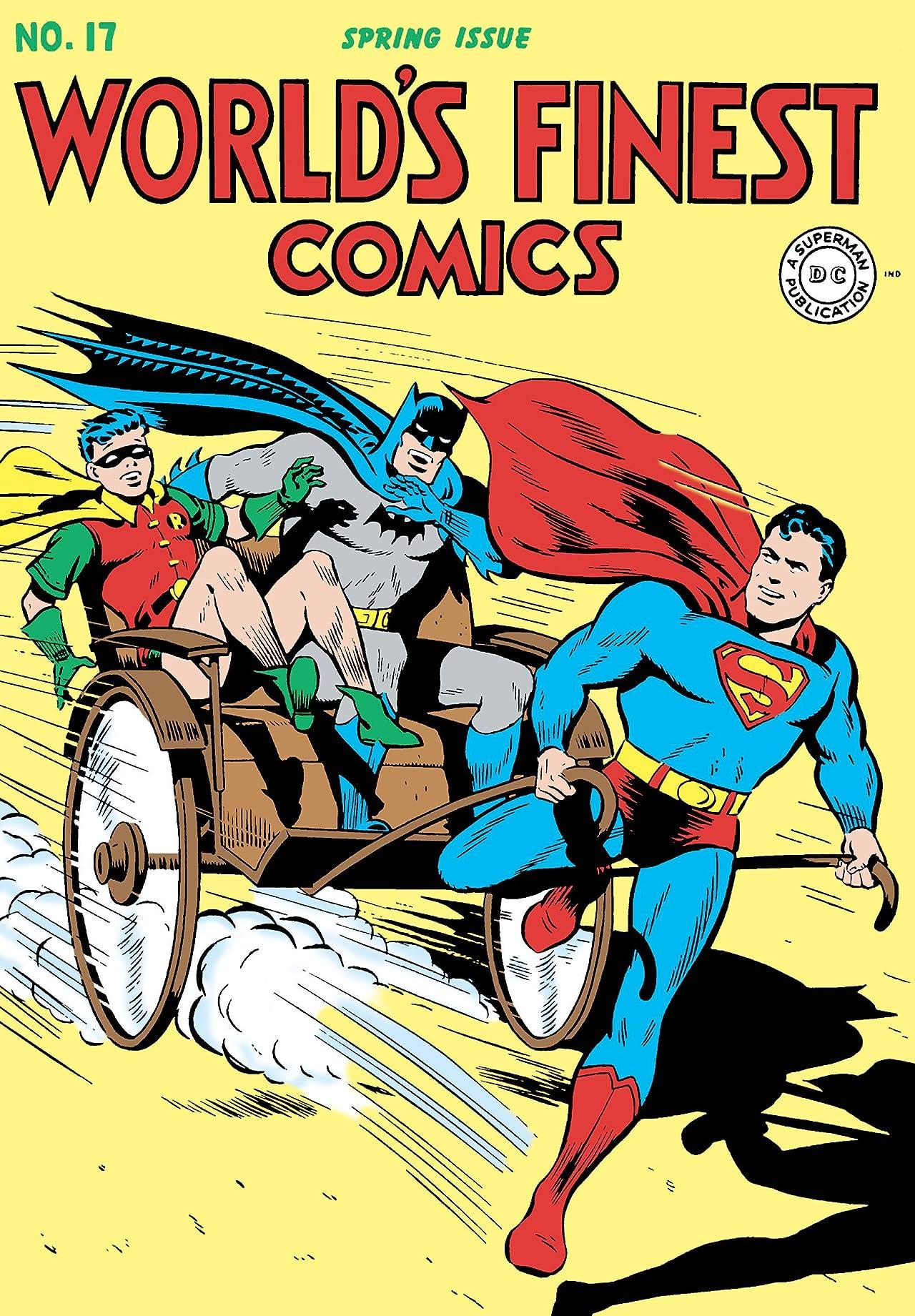 World's Finest Comics (1941-1986) #17