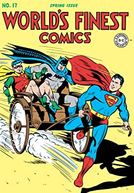 World's Finest Comics (1941-1986) #17