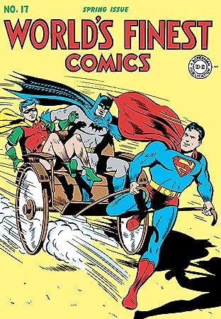 World's Finest Comics (1941-1986) No.17
