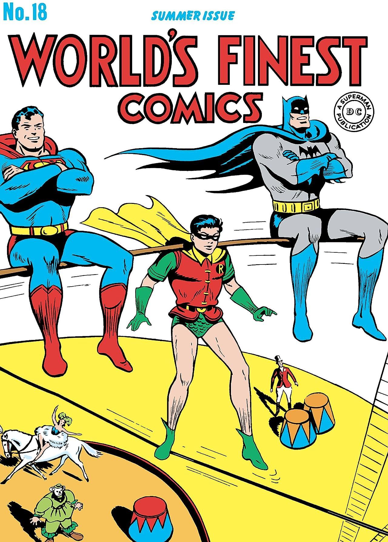 World's Finest Comics (1941-1986) #18