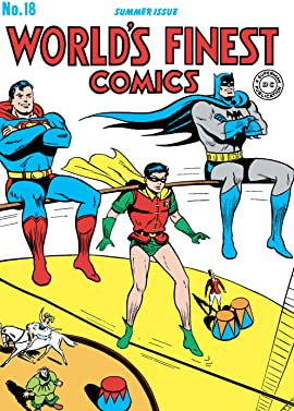 World's Finest Comics (1941-1986) #18