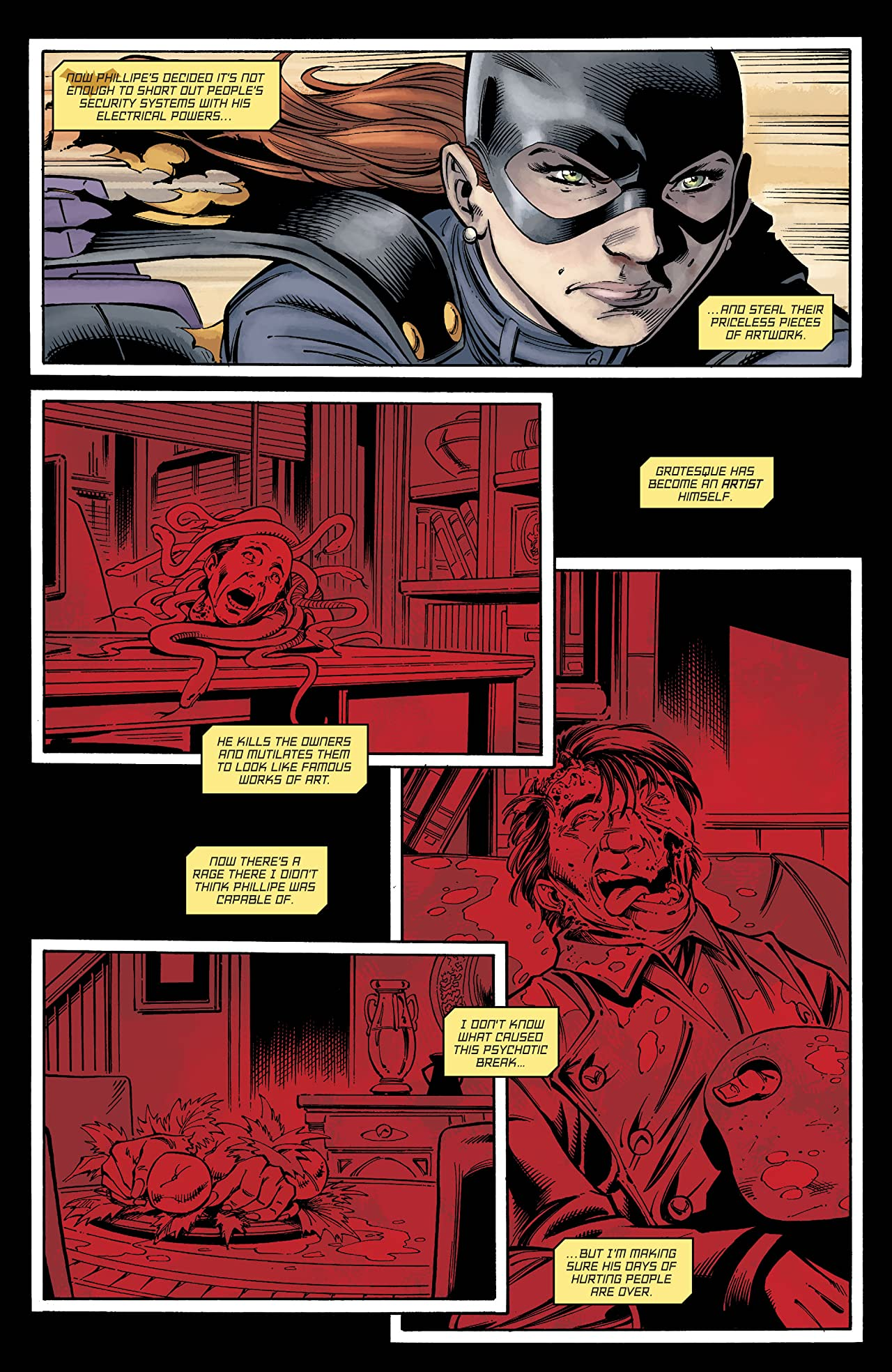 Batgirl (2016-) #26