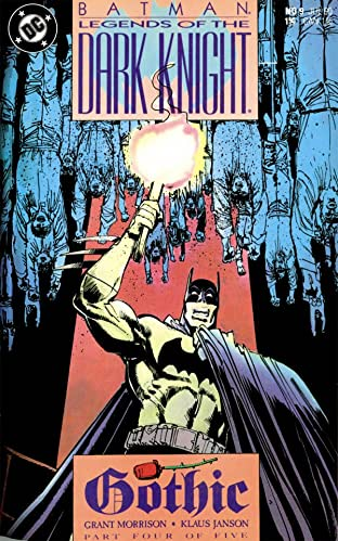 Batman: Legends of the Dark Knight No.9