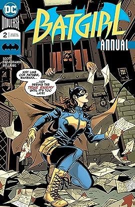 Batgirl (2016-) Annual No.2