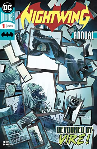 Nightwing (2016-) Annual #1