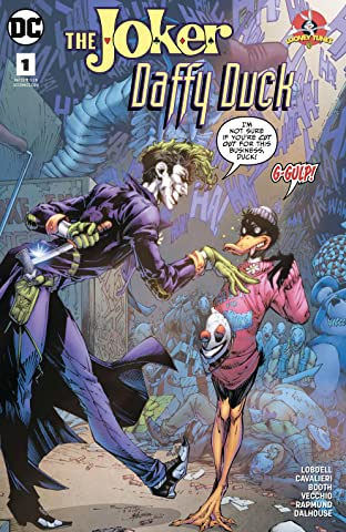 The Joker/Daffy Duck (2018) #1