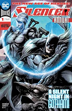 The Silencer (2018-) Annual #1