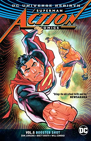 Superman - Action Comics (2016-) Tome 5: Booster Shot