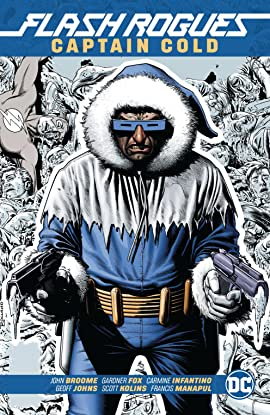 Flash Rogues: Captain Cold