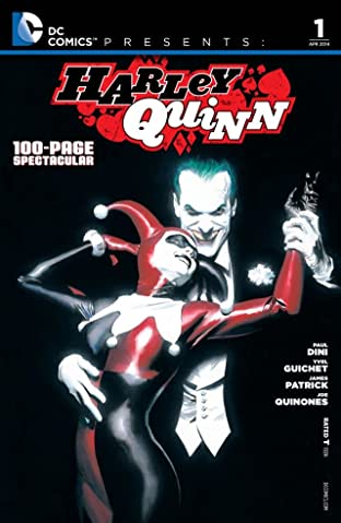 DC Comics Presents: Harley Quinn No.1