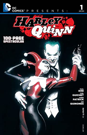 DC Comics Presents: Harley Quinn #1
