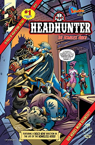 Headhunter #1.1