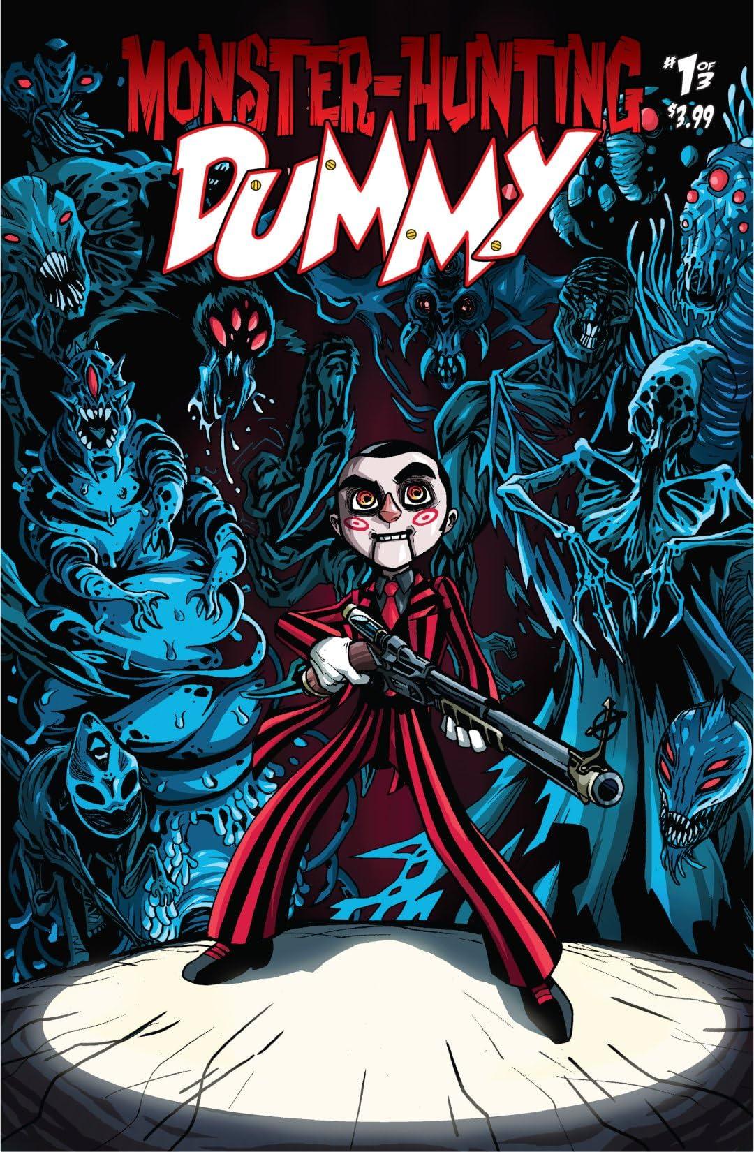 Monster-Hunting Dummy #1