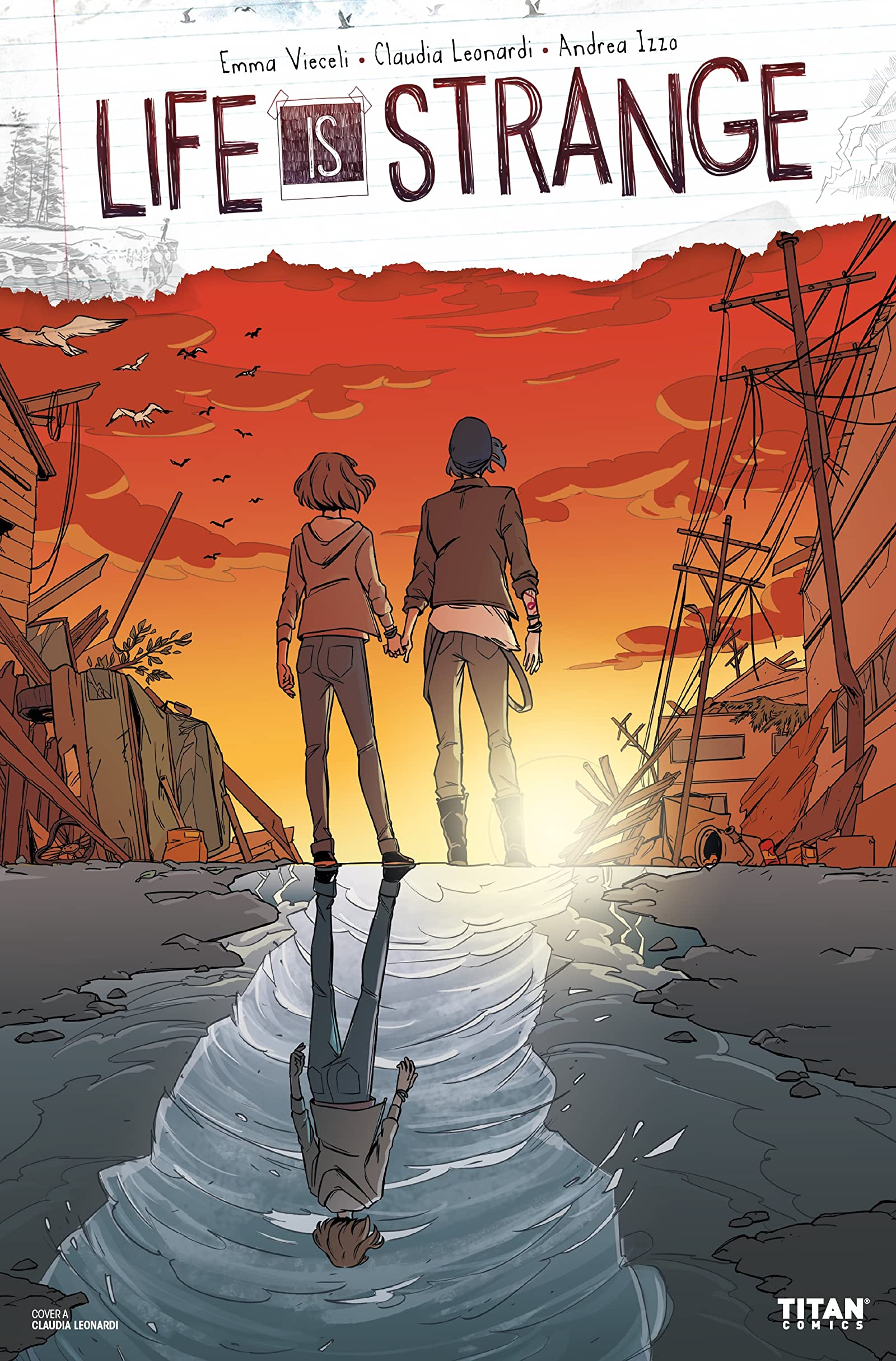 Life Is Strange 1 Comics By Comixology