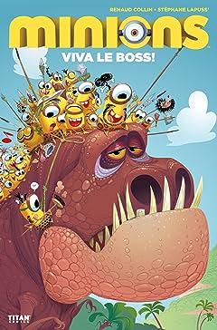 Minions: Viva Le Boss #1