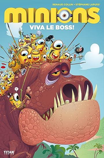 Minions #1: Viva Le Boss