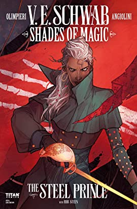 Shades of Magic #2: The Steel Prince