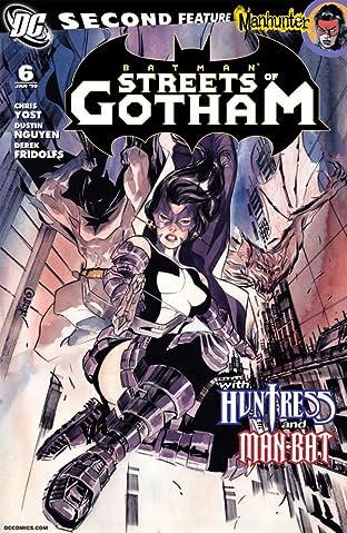 Batman: Streets of Gotham No.6