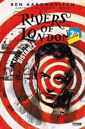 Rivers of London: Action At A Distance #2