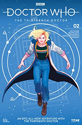 Doctor Who: The Thirteenth Doctor #2