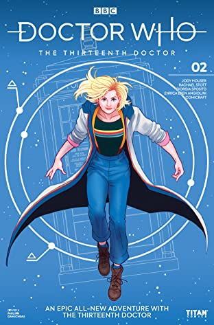 Doctor Who: The Thirteenth Doctor No.2