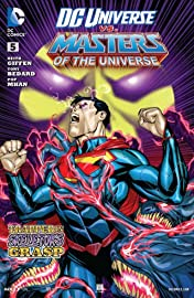 DC Universe vs. The Masters of the Universe (2013) #5 (of 6)