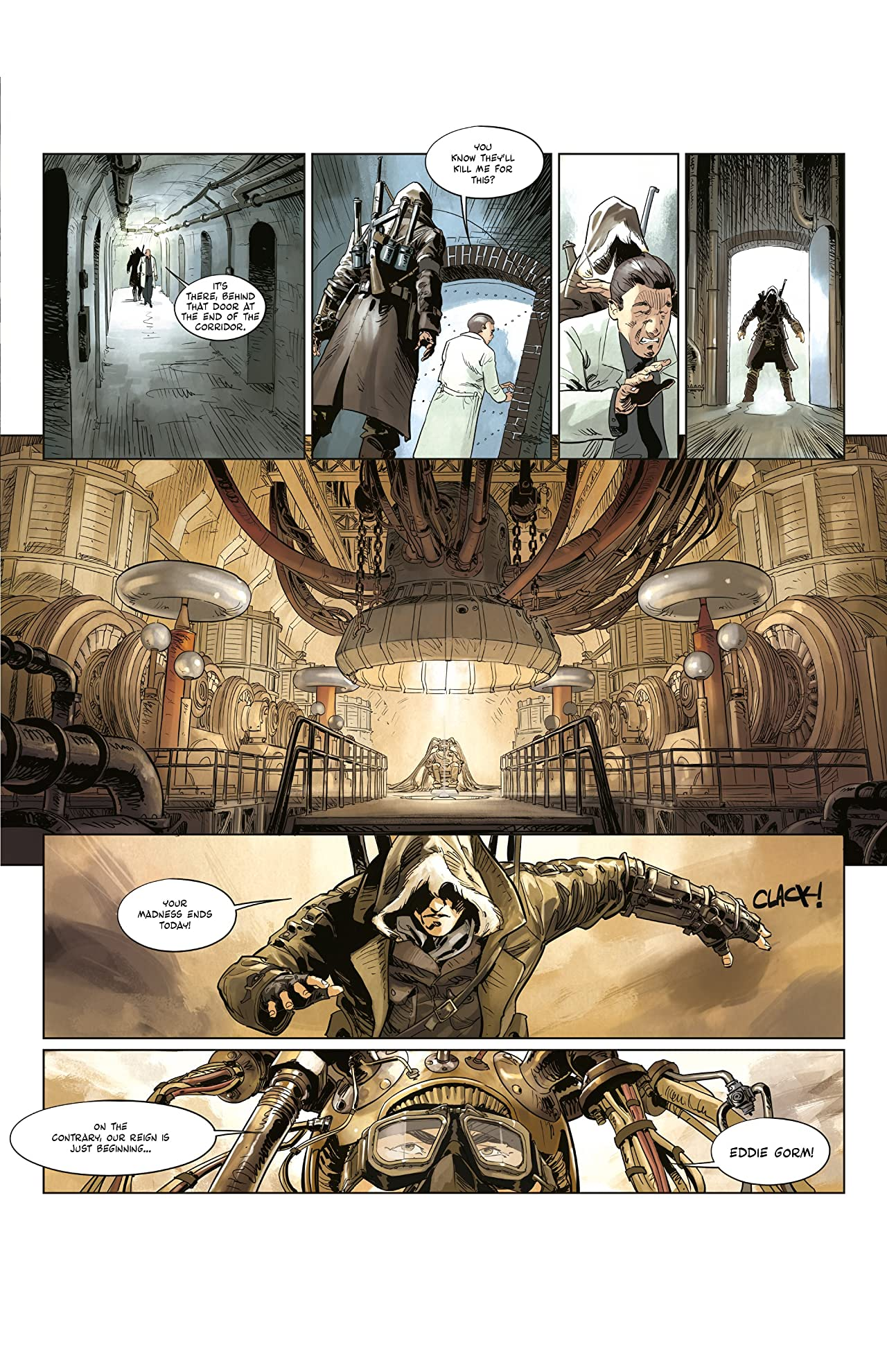 Assassin's Creed: Conspiracies Tome 1