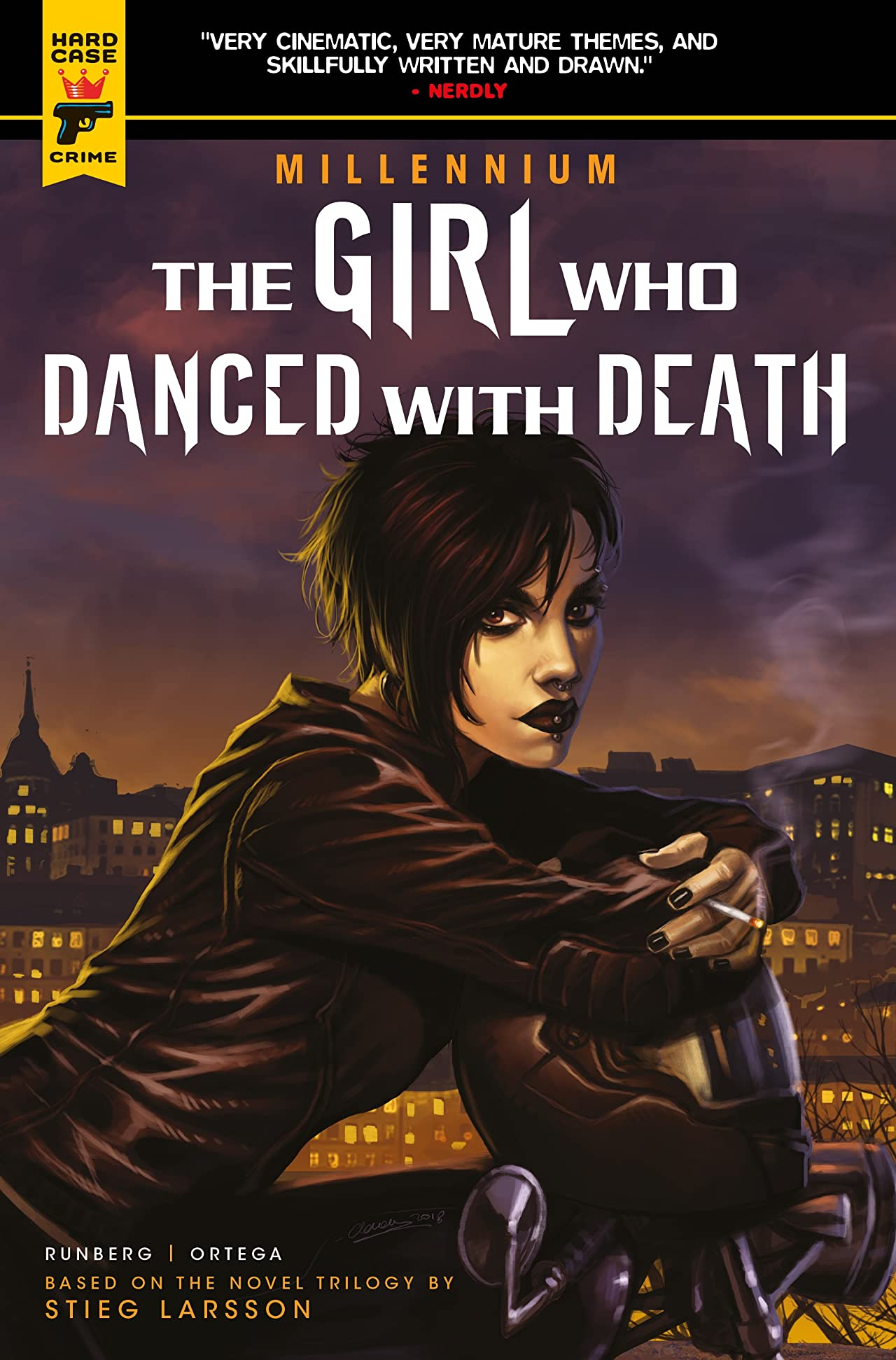 The Girl Who Danced With Death Vol. 4