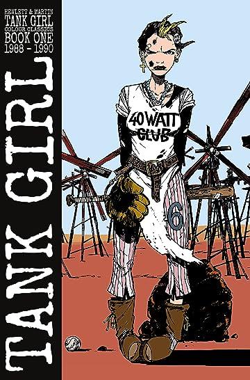 Tank Girl Full Color Classics: 1988-90