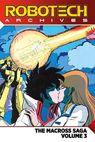 Robotech Archives: The Macross Saga Vol. 3